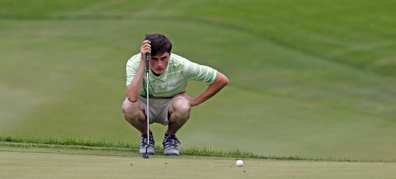 Notre Dame Men's Golf, 2013 Gopher Invitational