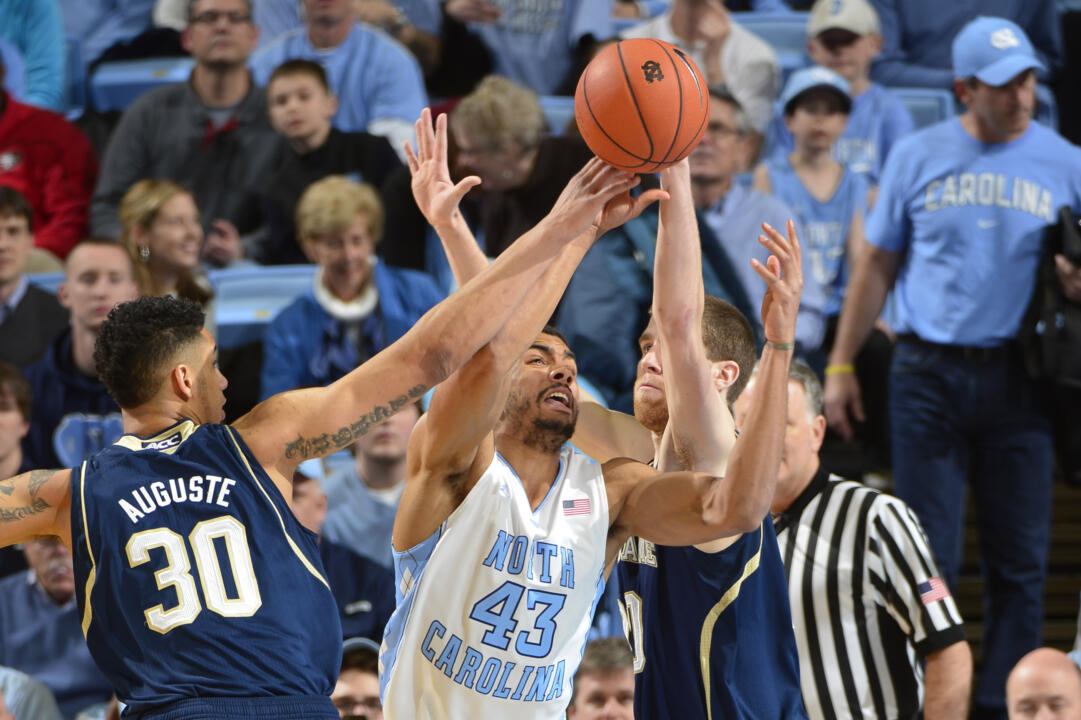 Notre Dame at No. 14 North Carolina