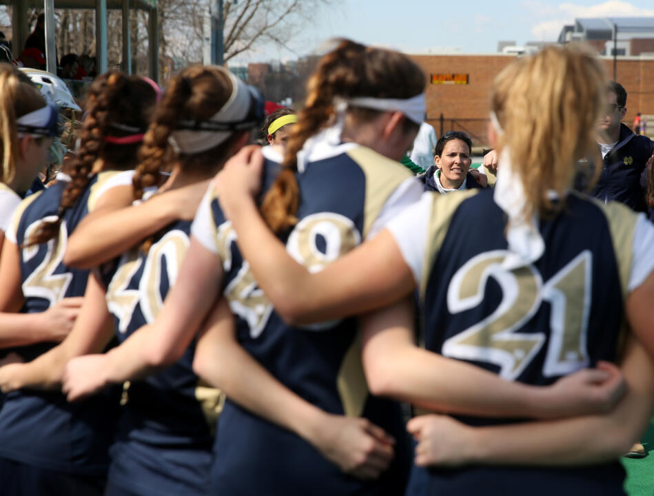 Notre Dame Women's Lacrosse at Maryland
