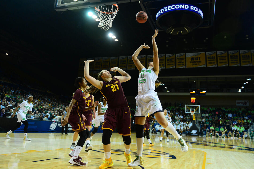 NCAA Second Round: Notre Dame vs. Arizona State