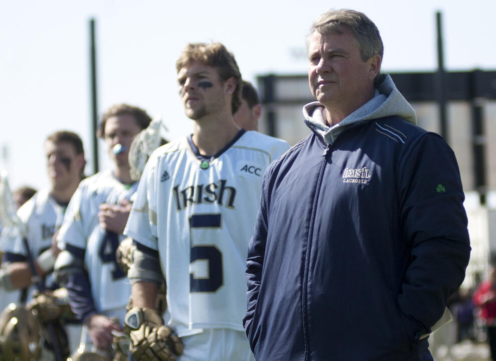 Notre Dame Men's Lacrosse vs Duke on 04-05-2014