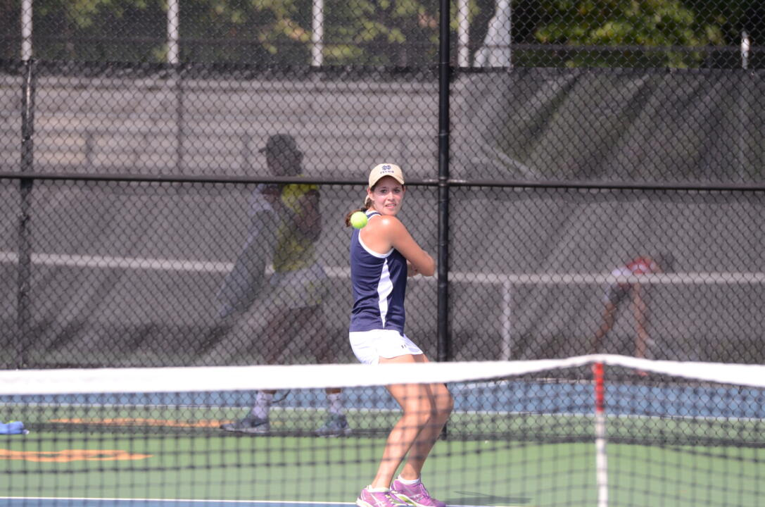 Women's Tennis: Notre Dame Invitational (Sept. 26-28, 2014)