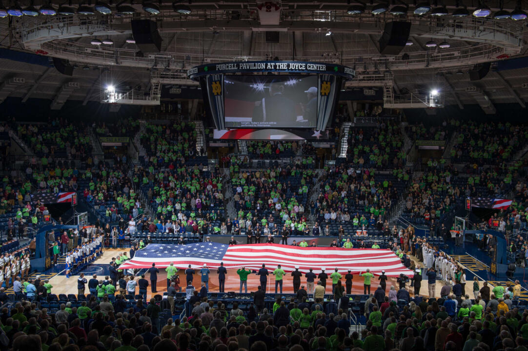 A Season in Photos: 2014-15 Notre Dame Women's Basketball
