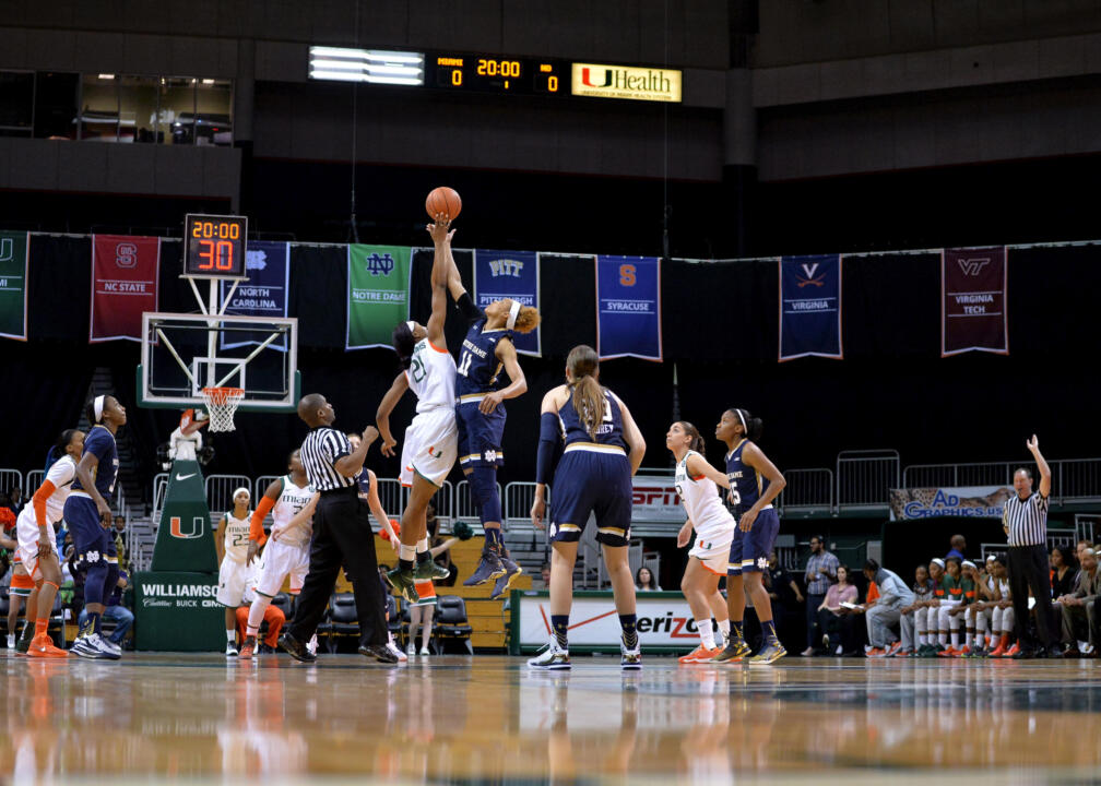 Women's Basketball vs. Miami