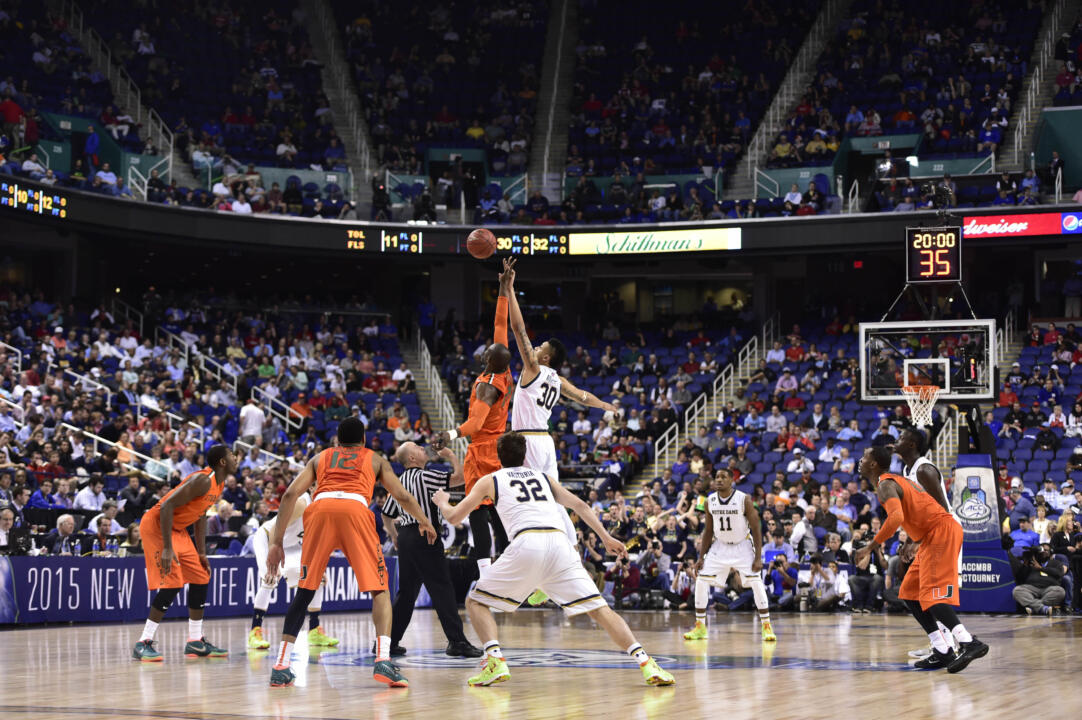 ACC Tournament: Notre Dame vs. Miami