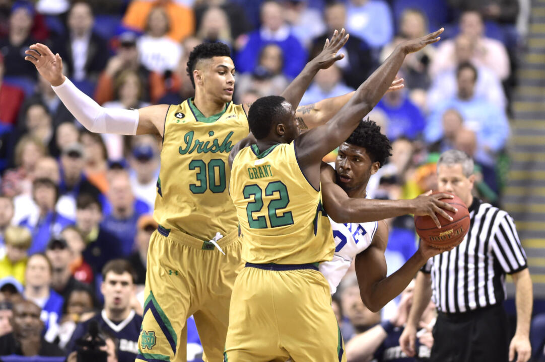 ACC Tournament - Notre Dame vs. Duke