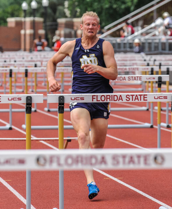 ACC Outdoor Championships Day 2