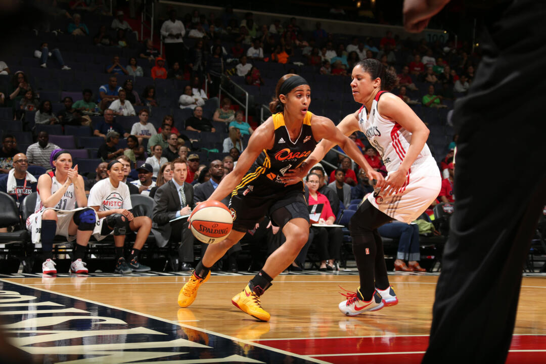 Irish in the WNBA - 2015 Season