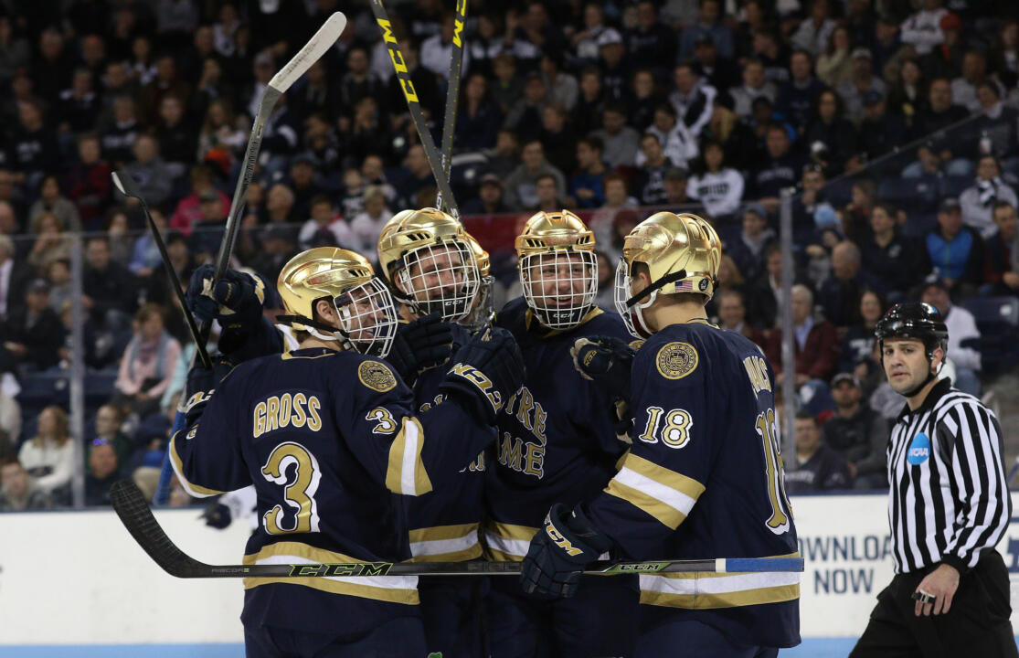 Notre Dame Hockey at Penn State