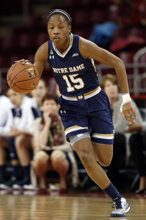No. 3 Notre Dame vs. Boston College