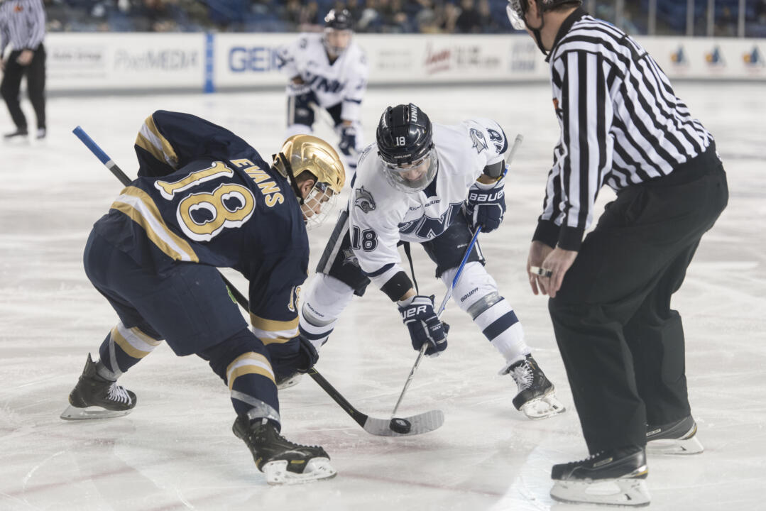 Notre Dame at New Hampshire -- Jan. 22, 2016