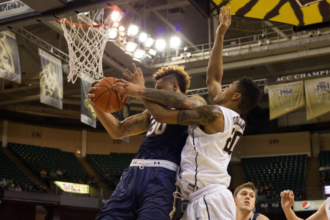 No. 23 Notre Dame, 69 vs. Wake Forest, 58