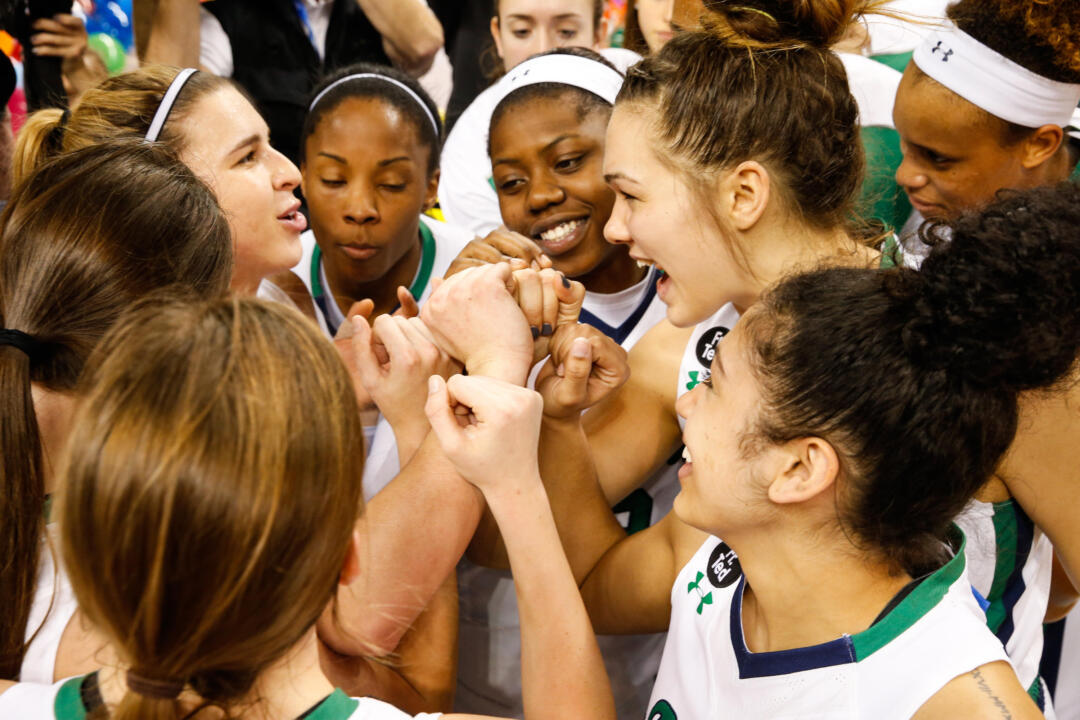 #2 Irish WBB vs. #17 Syracuse