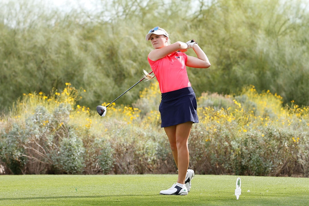Women's Golf in Clover Cup - March 11