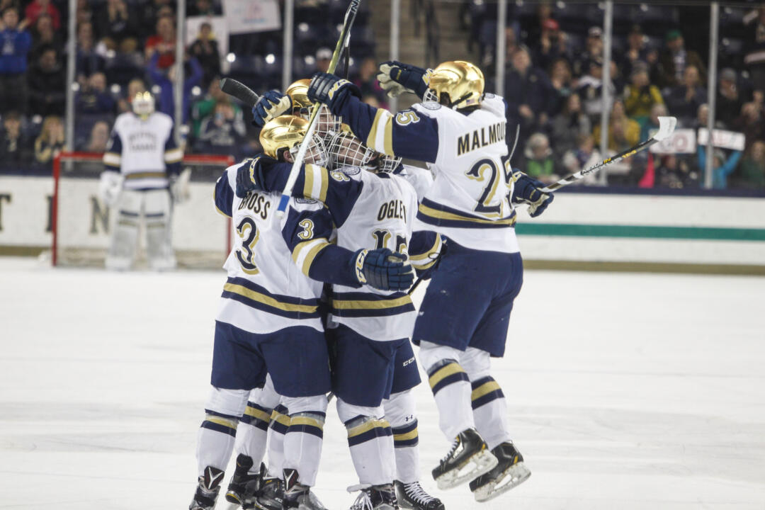 Notre Dame Vs. Northeastern (March 12, 2016)