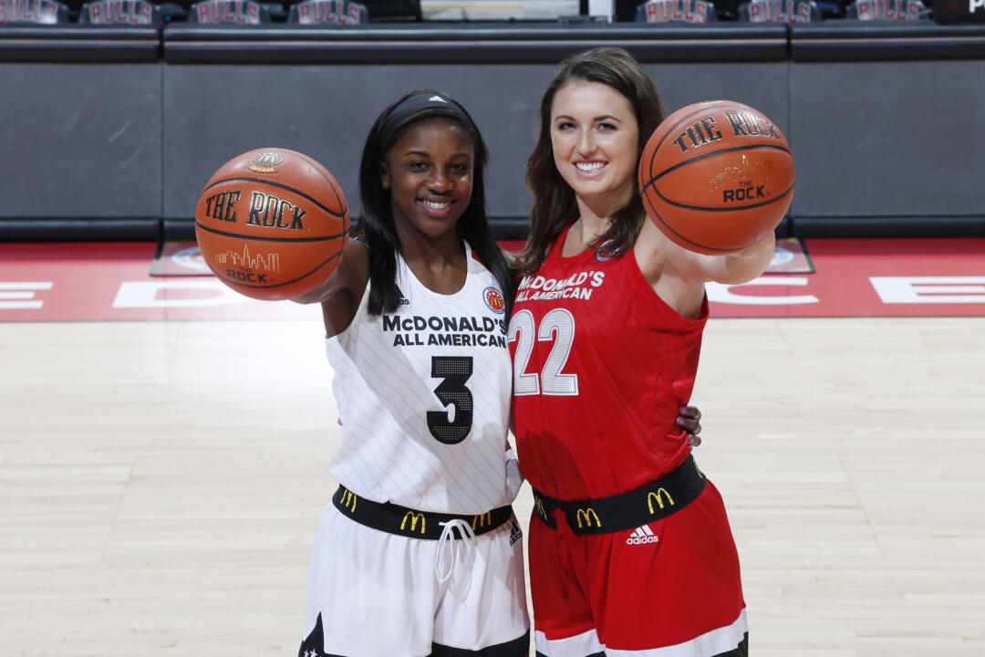 Future Irish in McDonald's All-American Game (USATSI)