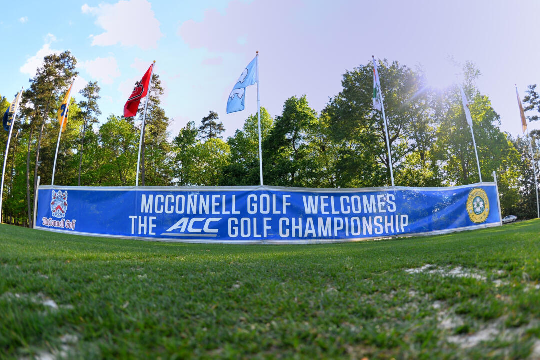 2016 ACC Men's Golf Championship (Round Two).