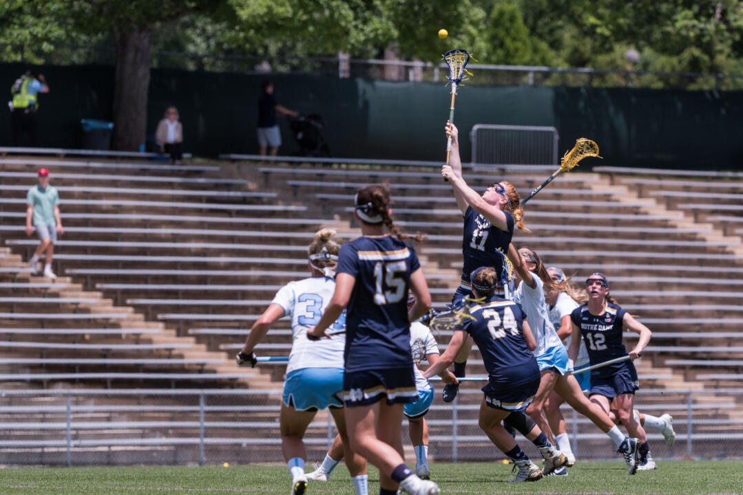 Women's Lacrosse at North Carolina - NCAA Quarterfinals