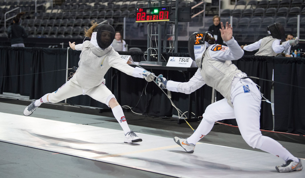 NCAA Fencing Championships - Day 3