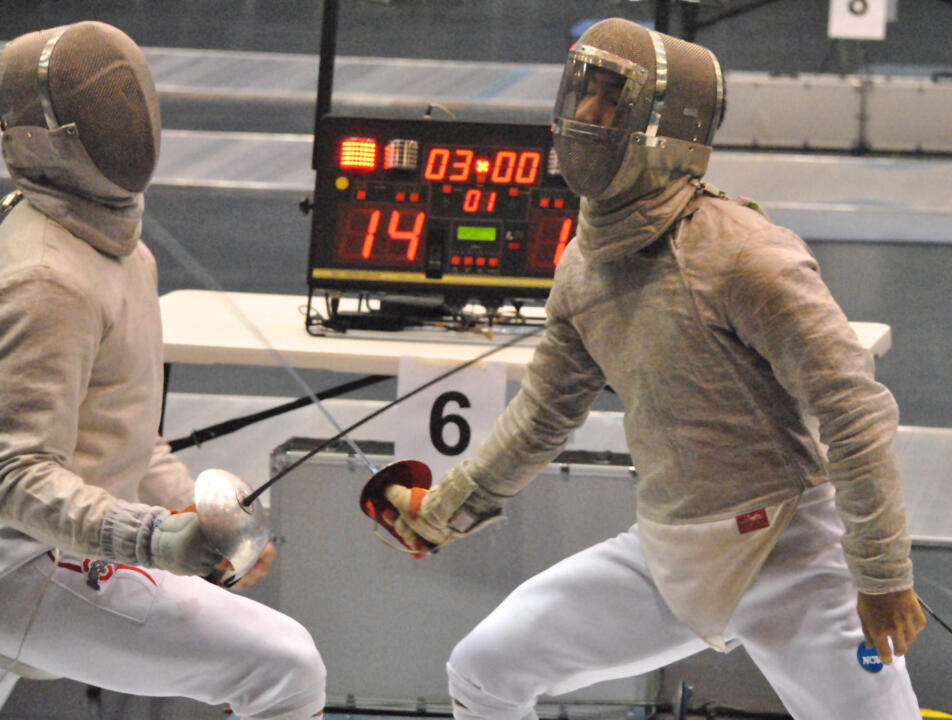 Notre Dame Fencing Exhibition vs. Ohio State