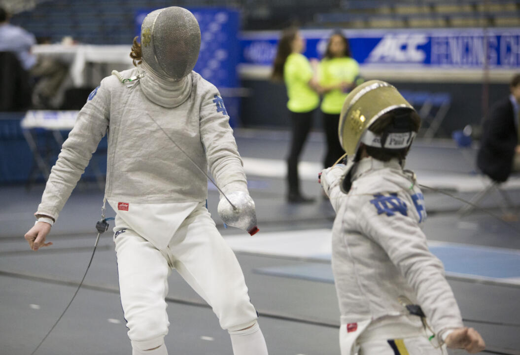 ACC Fencing Championships Day 1