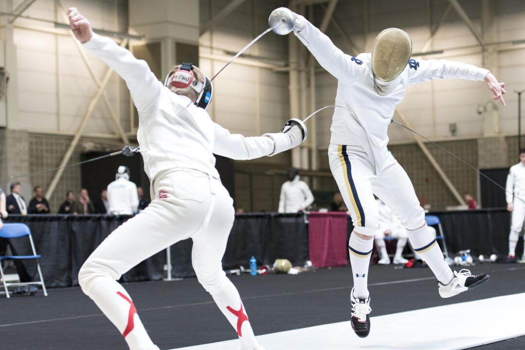 NCAA Fencing Championships Day 4