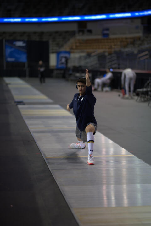 NCAA Fencing Championships Day 1