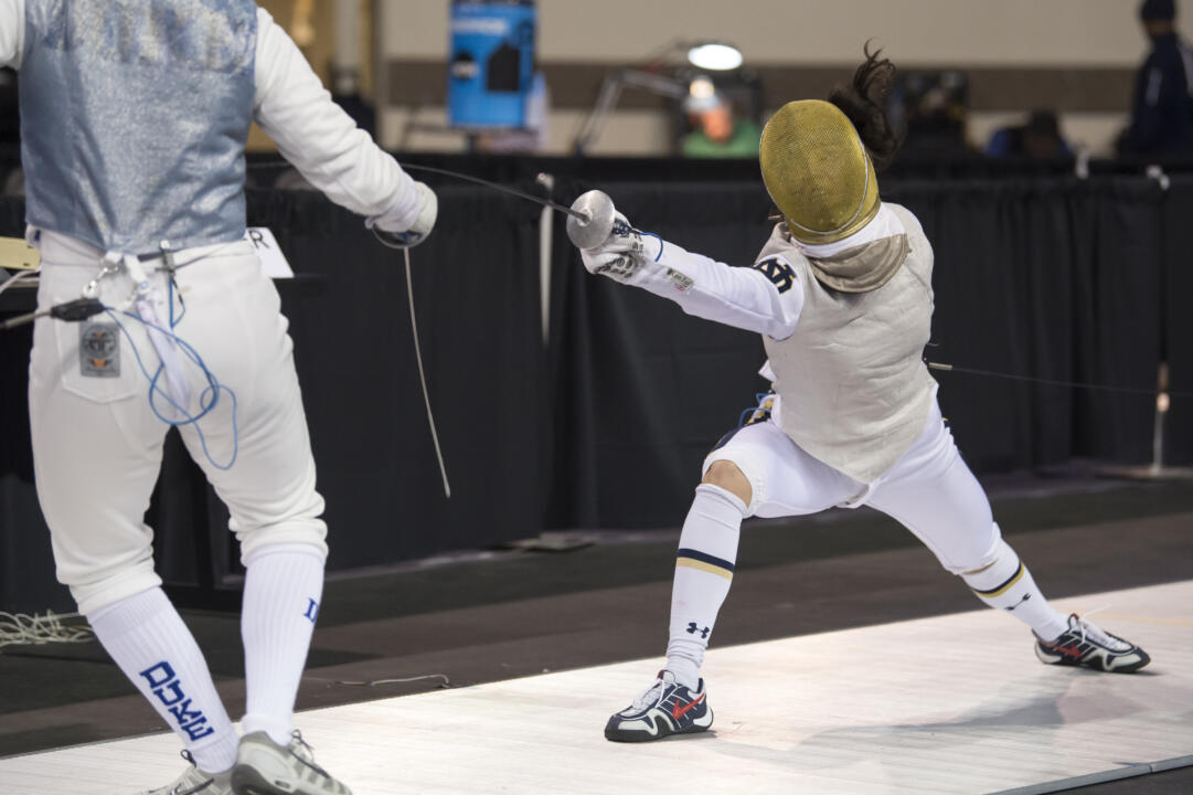 NCAA Fencing Championships Day 3