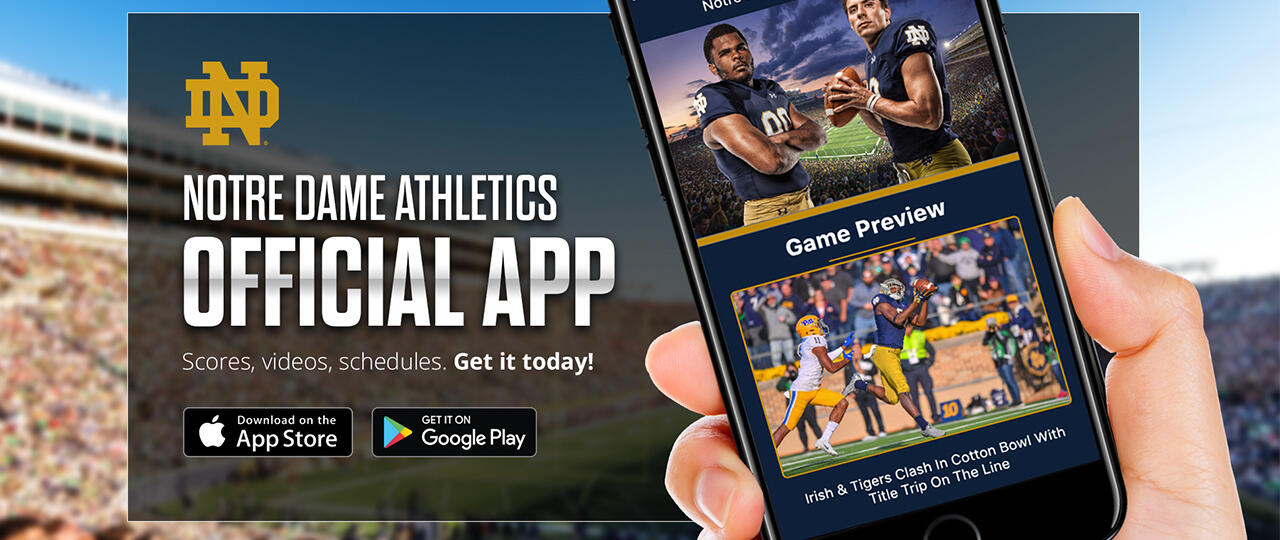 Notre Dame Fighting Irish App – Notre Dame Fighting Irish