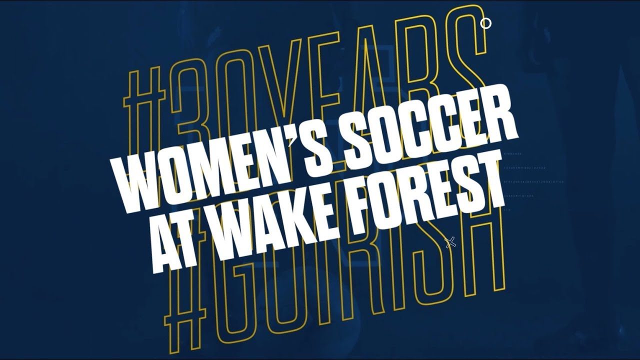 Highlights | @NDSoccer at Wake Forest (2018)