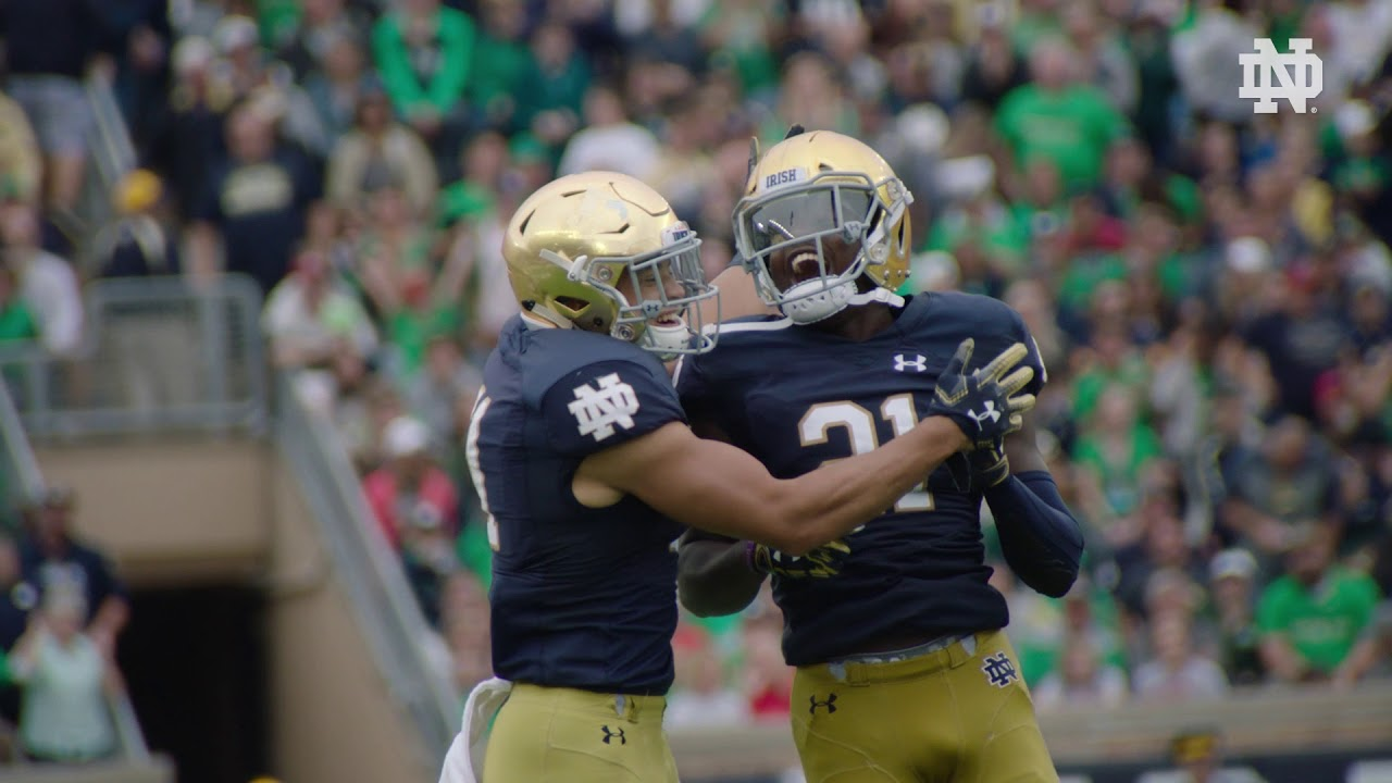 Top Plays | @NDFootball vs. Ball State (2018)