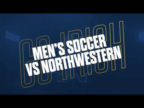 @NDMenSoccer | Highlights at Northwestern (2018)