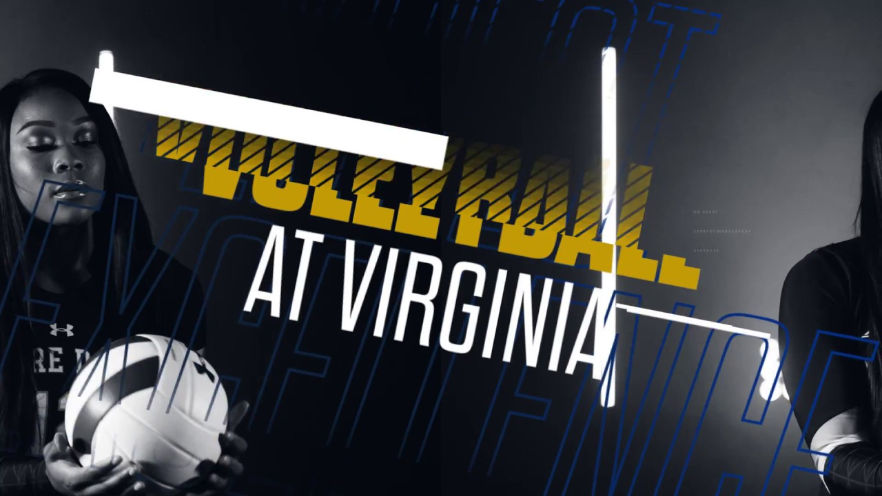 @NDVolleyball | Highlights at Virginia (2018)