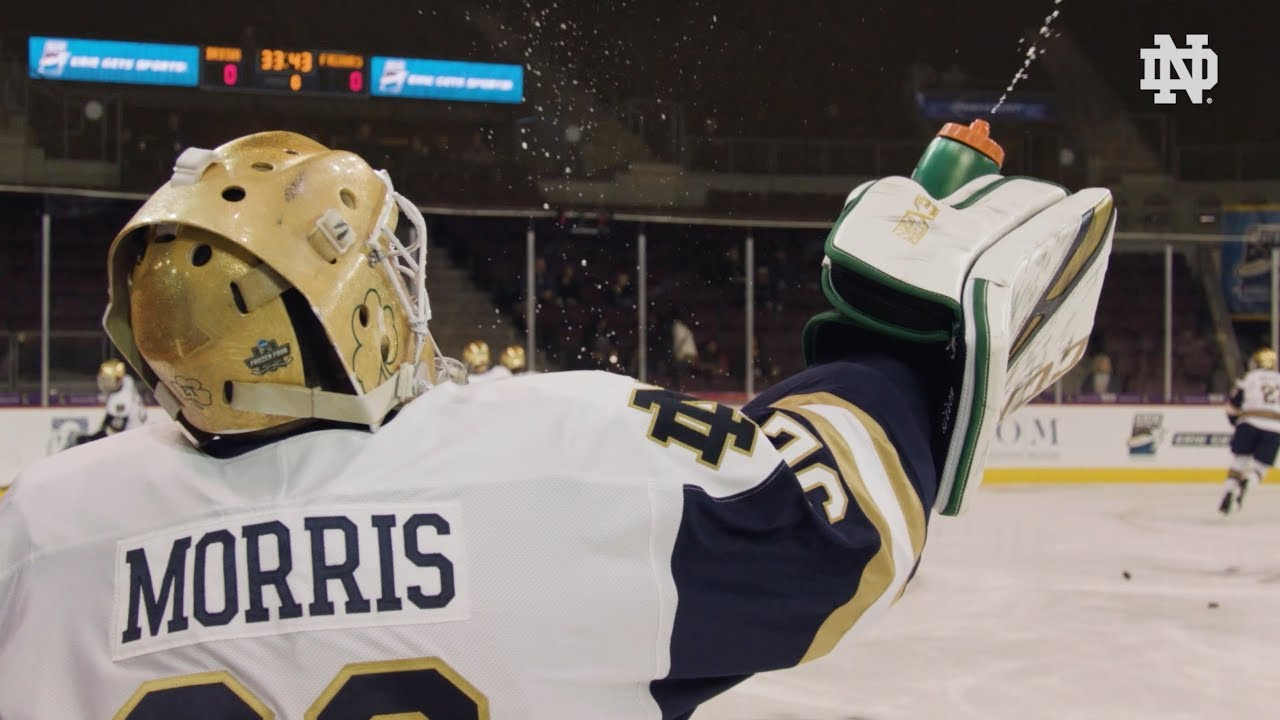 Start Fast | @NDHockey - Beat Mavericks (2018)