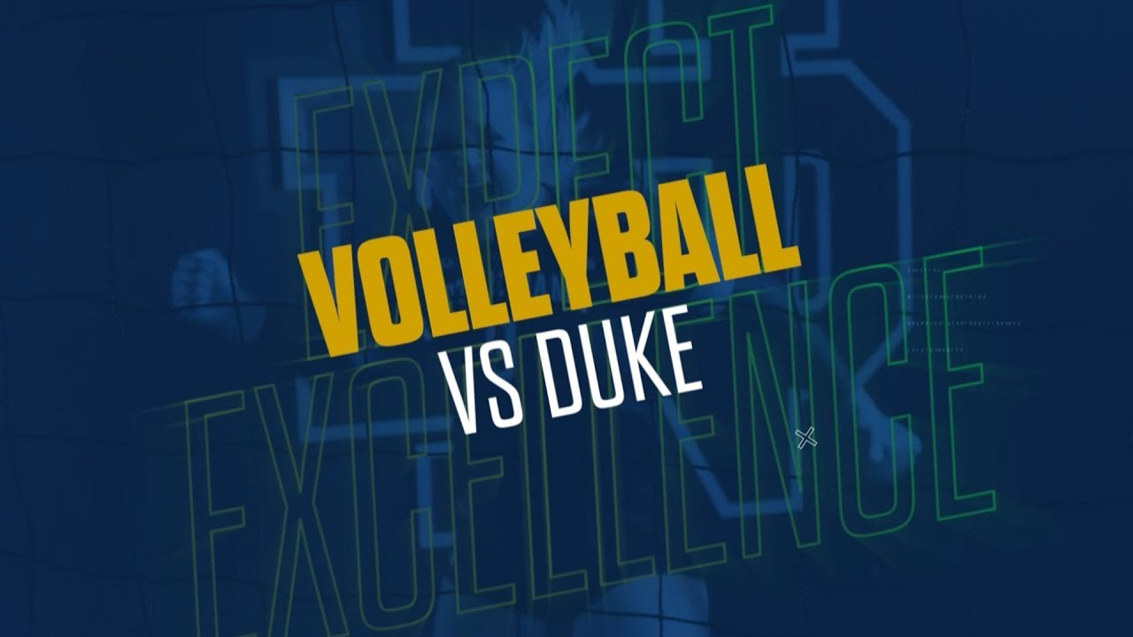 @NDVolleyball | Highlights vs Duke (2018)