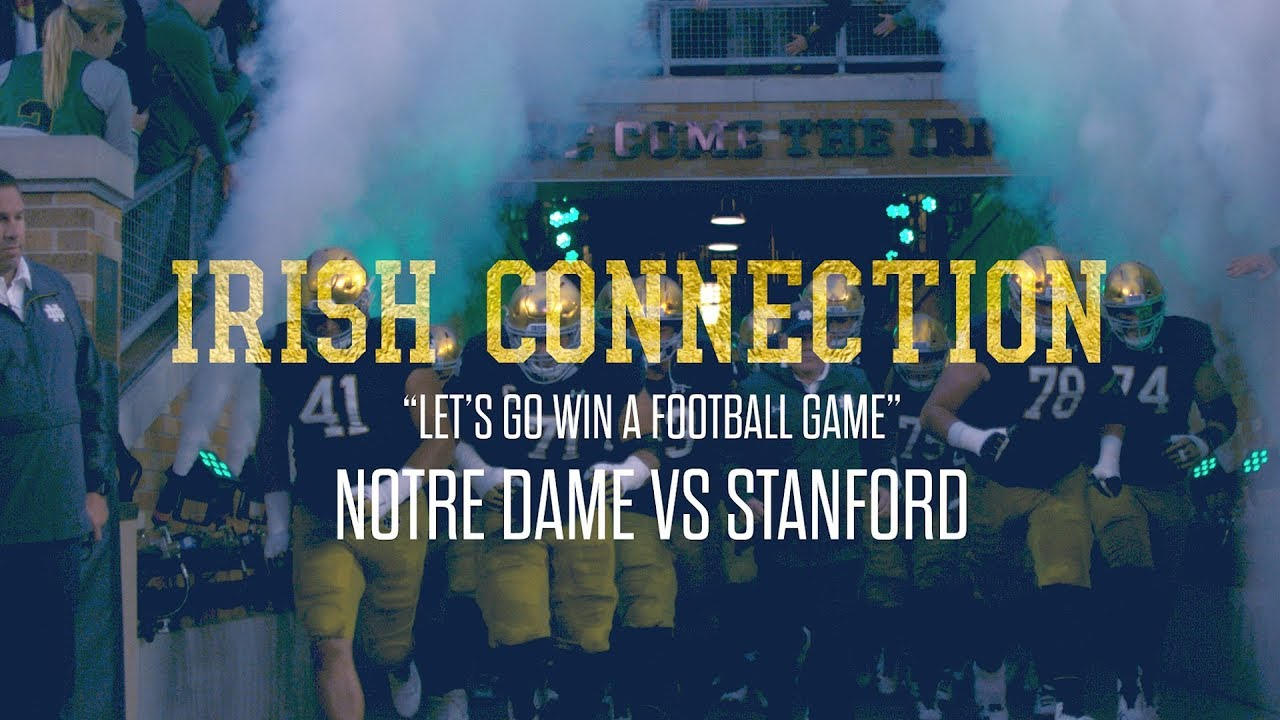 @NDFootball | ICON - Stanford (2018)