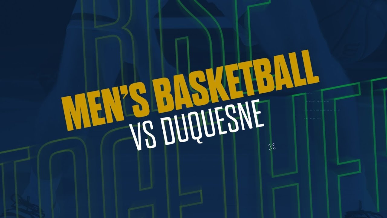 @NDMBB | Highlights vs. Duquesne (2018)