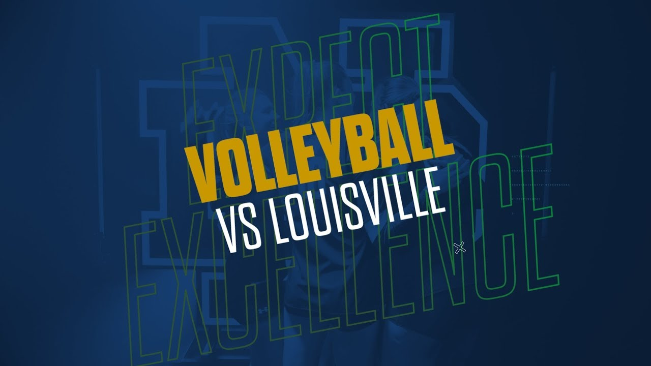 @NDVolleyball | Highlights vs. Louisville (2018)