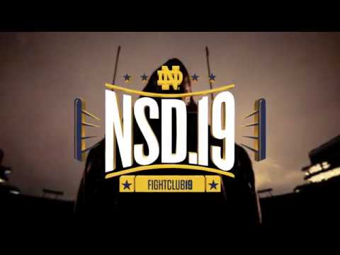 @NDFootball | Fight Club 19