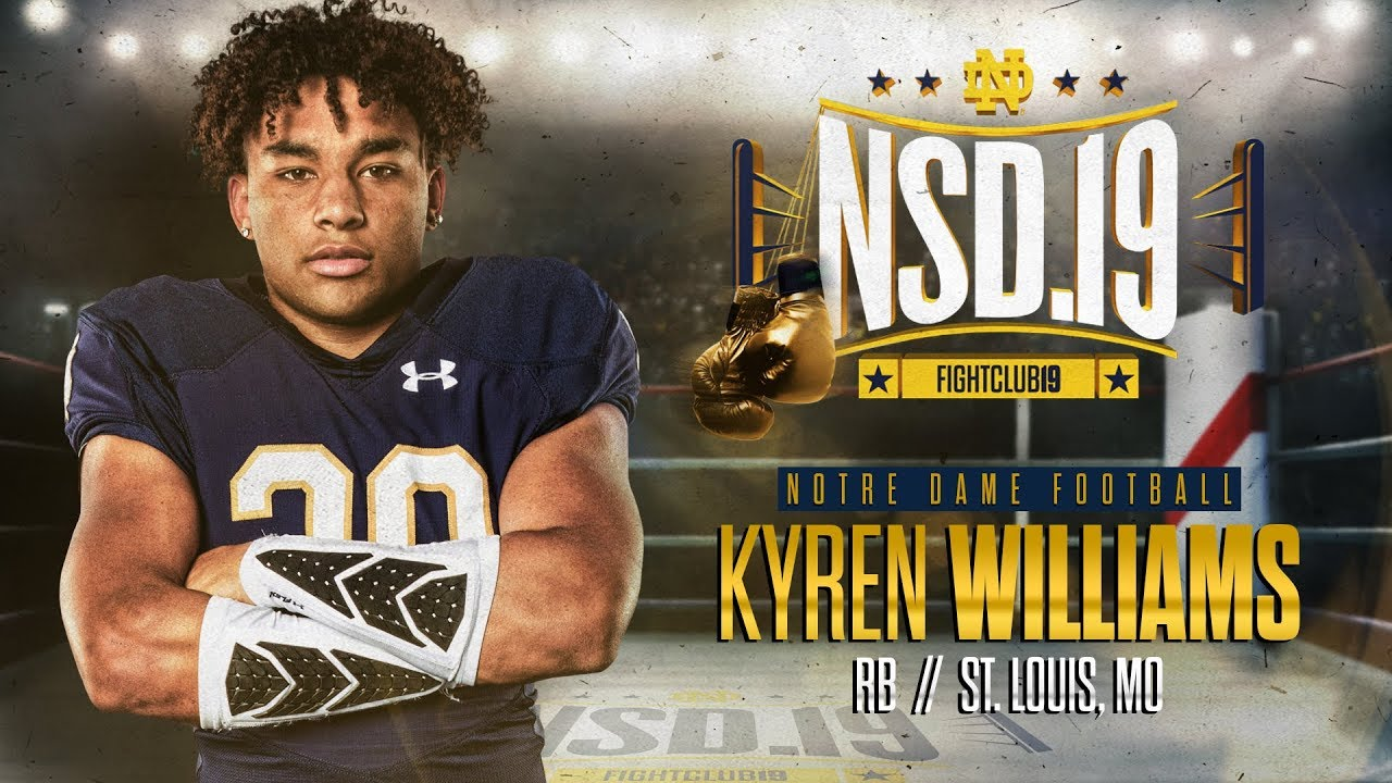 #FightClub19 | Kyren Williams