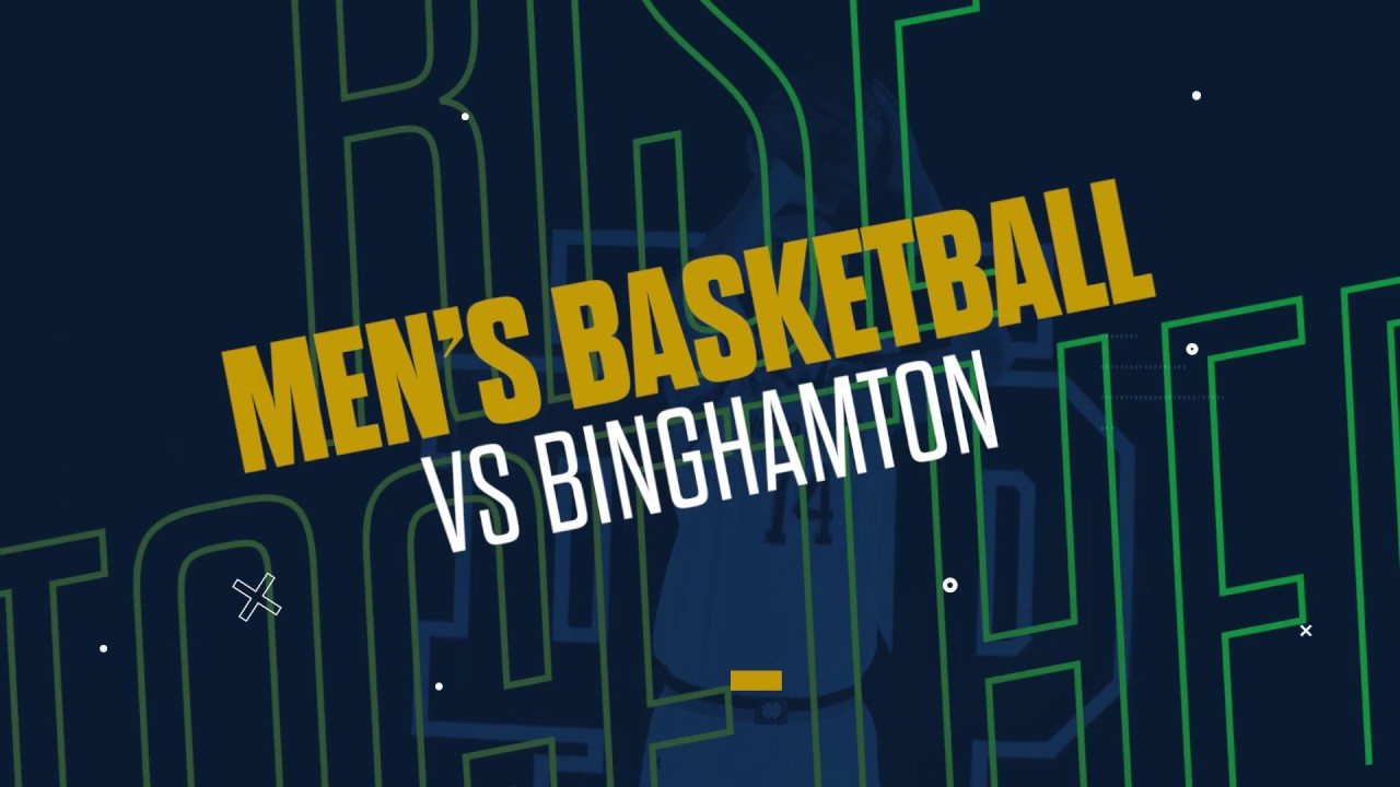 @NDMBB | Highlights vs. Binghamton (2018)