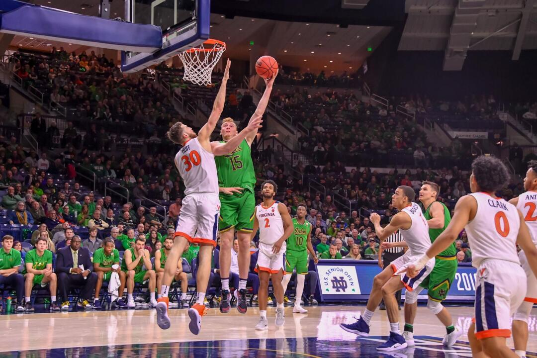 Chris Doherty vs. UVA