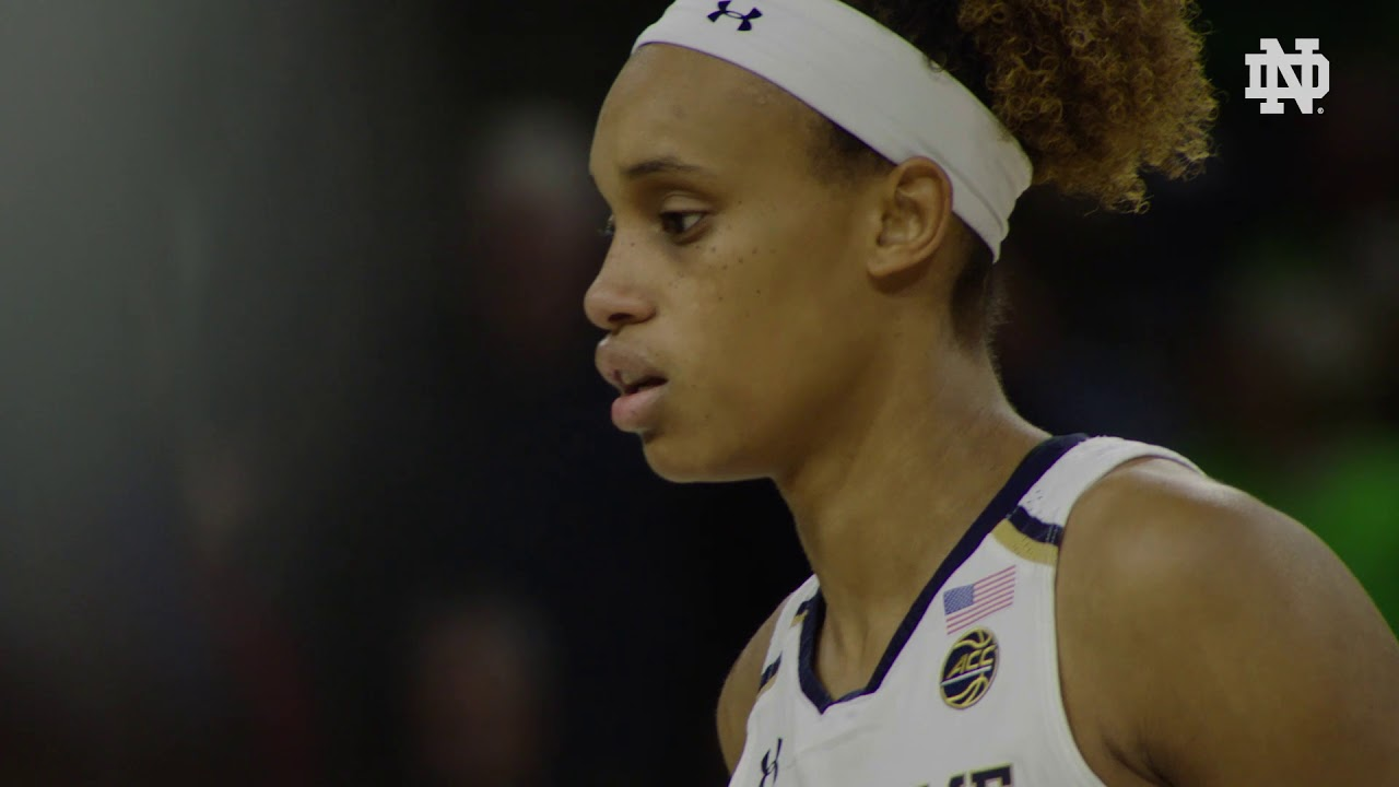 Top Plays | @NDWBB vs Pittsburgh (2019)