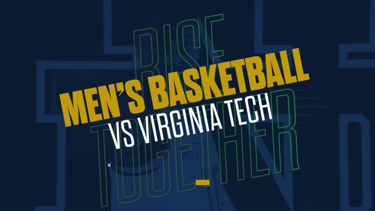 @NDMBB | Highlights at Virginia Tech (2019)