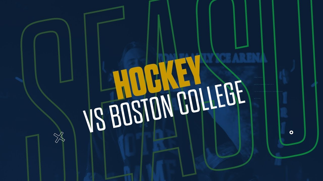 @NDHockey | Highlights vs. Boston College (2018)