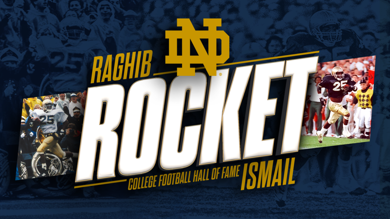 "Raghib ""Rocket"" Ismail, one of the most electrifying players in college football history, has been named to the National Football Foundation's College Football Hall of Fame Class of 2019.  I"