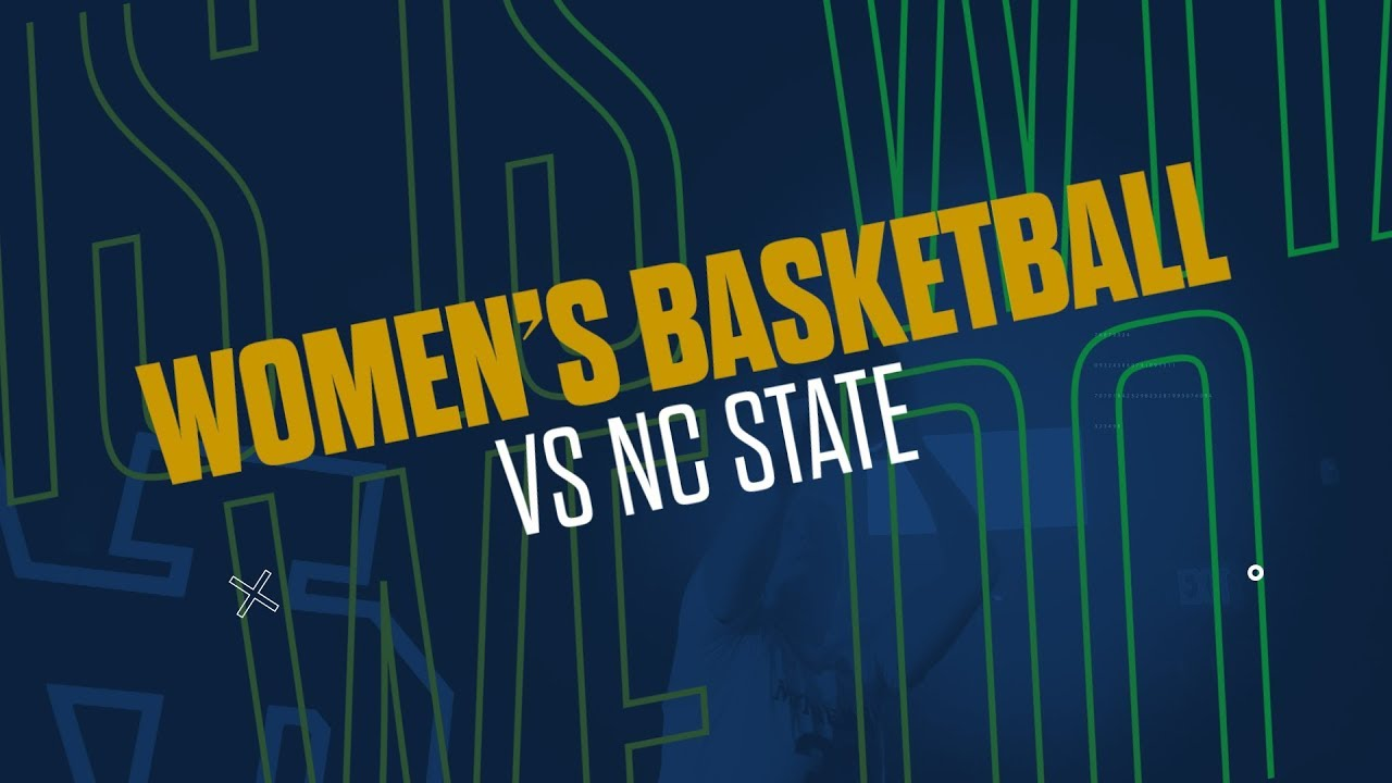 @ndwbb | Highlights at NC State (2019)