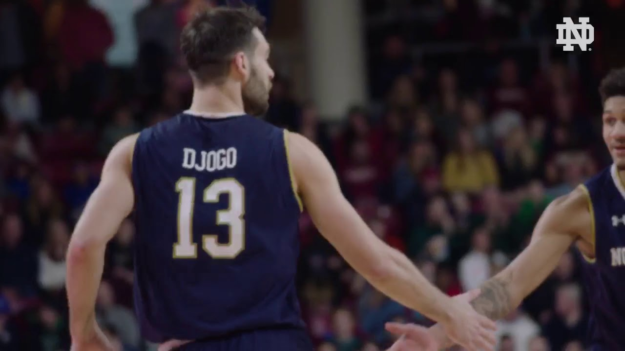@NDMBB | Rise Together Game : Boston College (2019)