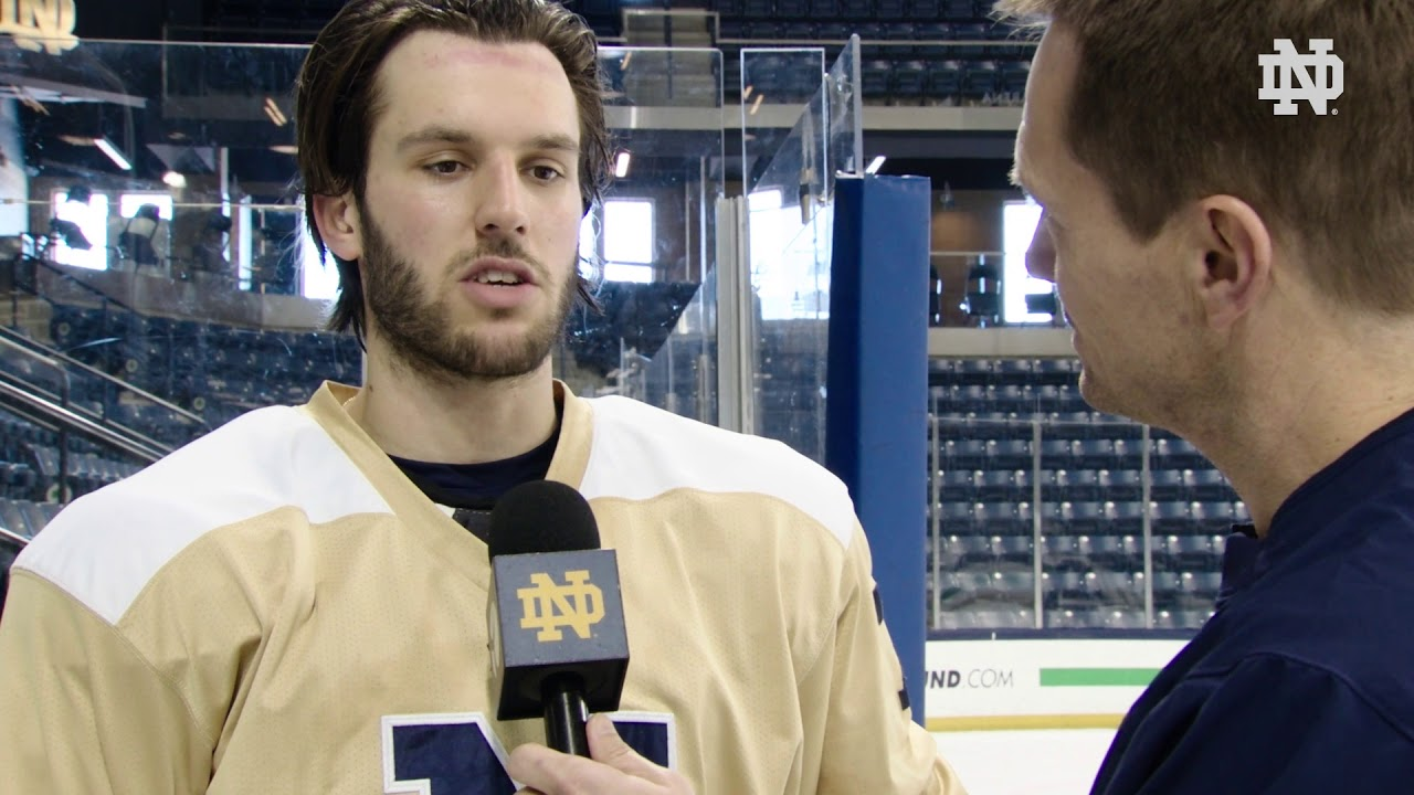 @NDHockey | Weekend Preview: Mike O'Leary - Ohio State (2019)
