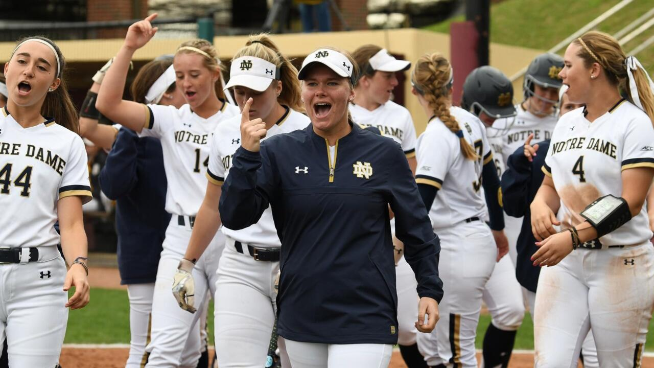ND SB at FSU 3/16/19